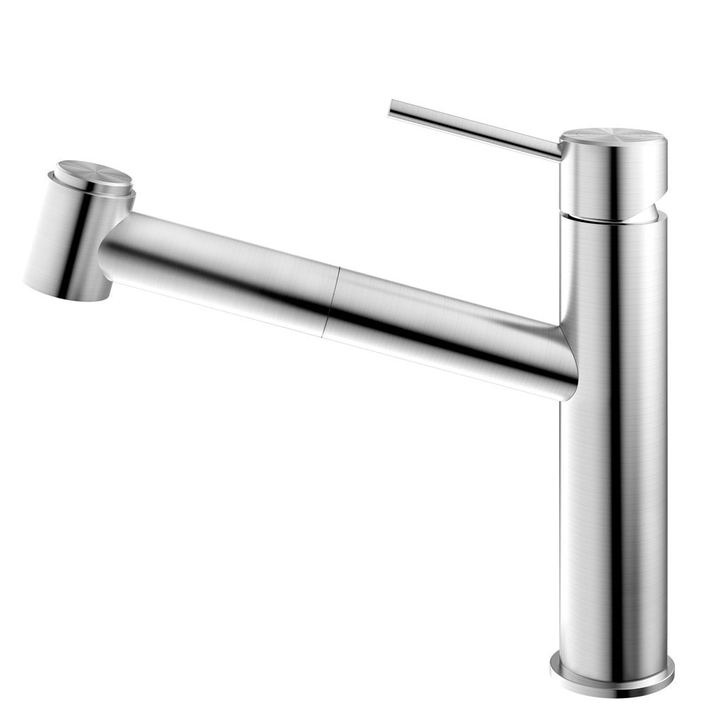 Stainless Steel Kitchen Tap Pullout hose - Nivito EX-800