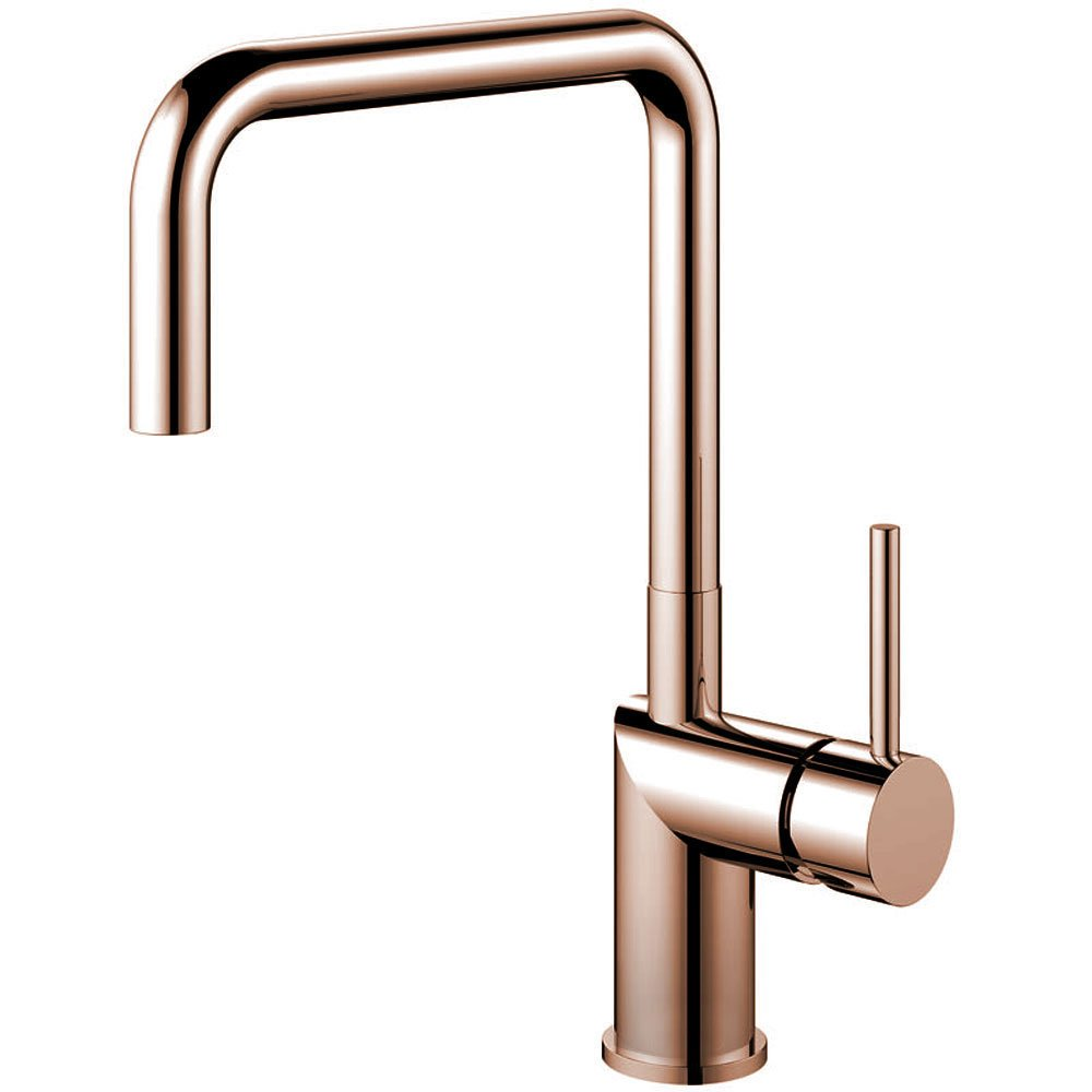 Copper Kitchen Mixer Tap - Nivito RH-370
