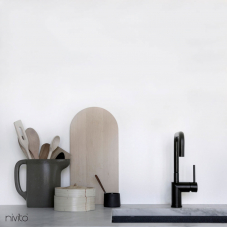 Kitchen tapware black