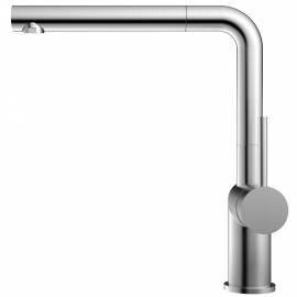 Stainless Steel Kitchen Tap Pullout hose - Nivito RH-600-EX