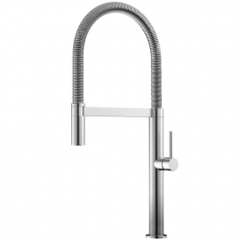 Stainless Steel Kitchen Tap Pullout hose - Nivito SH-100