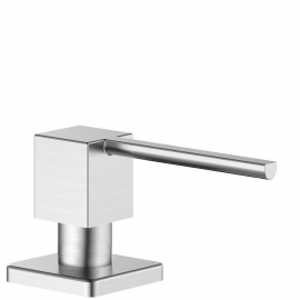 Stainless Steel Soap Pump - Nivito SS-B